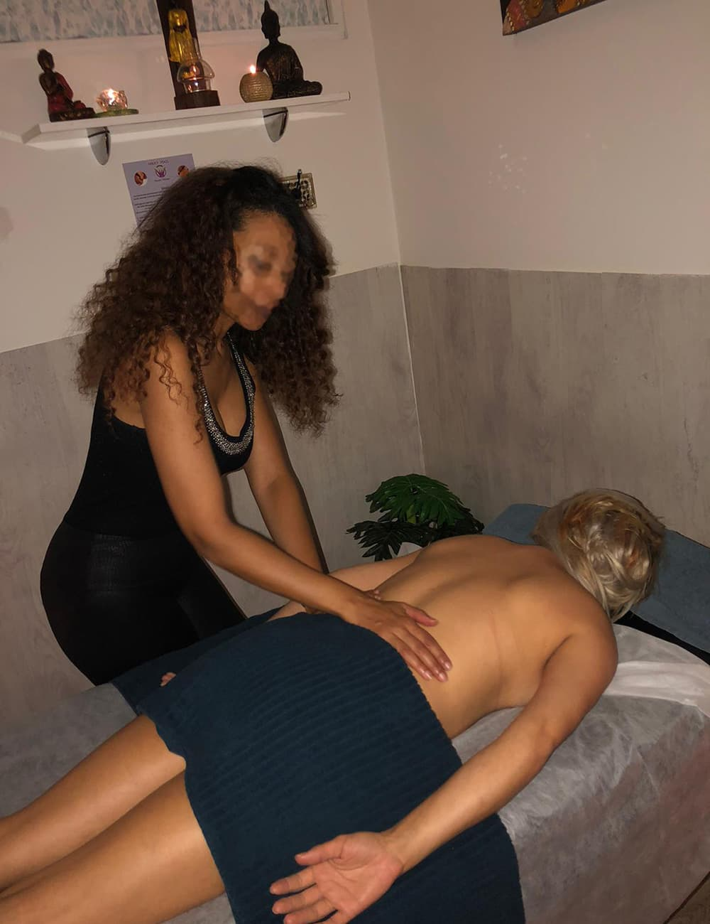 Masseuse erotique Marbella Puerto Banus